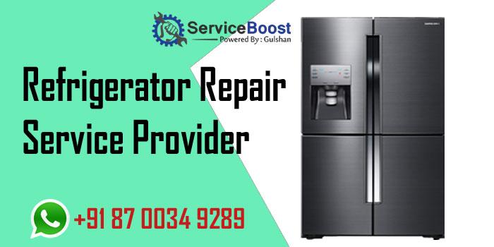 Serviceboost Refrigerator Fridge Repair Service in Ghaziabad