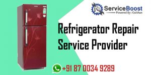 Serviceboost Refrigerator Fridge Repair in Shakti Khand