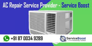 Serviceboost Split AC Air Conditioner Repair Near Me
