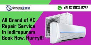 Serviceboost Split AC Air Conditioner Repair in Gyan Khand