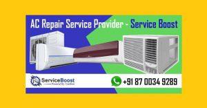 Serviceboost Split AC Air Conditioner Repair in Shakti Khand