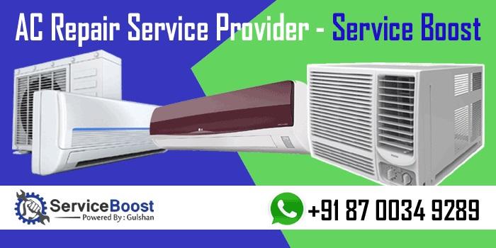 Serviceboost Windows AC Air Conditioner Repair Service in Indirapuram