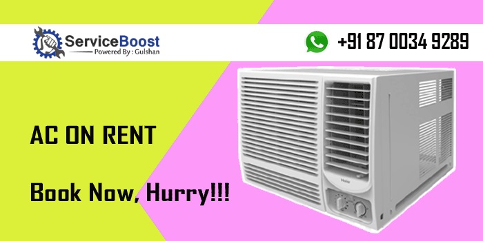 Serviceboost Windows AC Air Conditioner Repair Service in Kaushambi