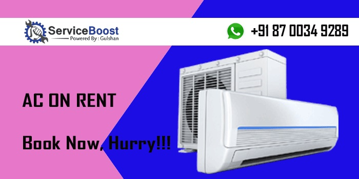 Serviceboost Windows AC Air Conditioner Repair in Abhay Khand