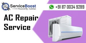 Serviceboost Windows AC Air Conditioner Repair in Gyan Khand