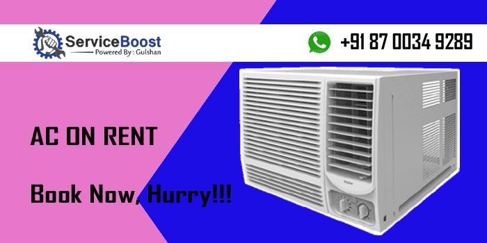 Serviceboost Windows AC Air Conditioner Repair in Niti Khand