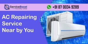 Serviceboost Windows AC Air Conditioner Repair in Shakti Khand